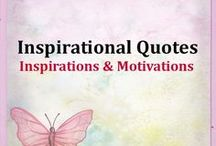Inspirations & Motivations / Inspirations and Motivations to help you discover your hidden abilities or develop your passion to improve your life.