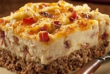 ❦Casseroles❦Skillet Dishes❦ / by Barbara Greenhalgh