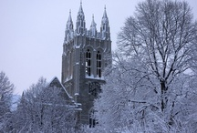 Winter wonderland / by Boston College