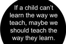 Citaten | Onderwijs inspiratie / Uitspraken m.b.t. het onderwijs / de ontwikkeling van kinderen