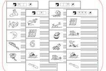 Spelling | Werkbladen en spelletjes