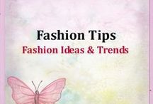 Fashion Ideas | Fashion Tips / Fashion Ideas, Fashion Tips, Fashion Trends