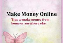 Make Money Online Tips / Make Money Online Tips. Make money from home or anywhere else.