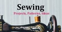 Sewing Tips & More / Sewing projects, tips, and tricks. Plus sewing projects, learn to sew, easy sewing projects, diy sewing projects, how to sew, and more!