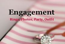 Engagement / Engagement Rings, Engagement Photos, Engagement Party, Engagement Outfit