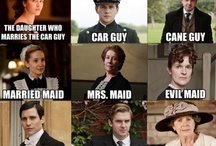 Downton Abbey / Vulgarity is no substitute for wit. / by Laney Lindberg