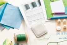 DIY / Stoffe, Farben, Tapeten, Papeterie.  Bist du eine der weg alleine finden willst... Nestbauglück DIY Projekte und Materialien kann dir gut unterstützen.
