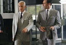 Suit and Tie / As long as I got my suit & tie... / by Mad Men