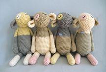 AMIGURUMI crochet 3D