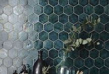 Tile and Stone Collection / Showcase some of the style and designs tile surfaces can offer to your home.