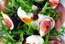 Salads ensaladas
