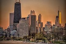 ** My Windy City ** / But when I go to Chicago, I know I'm home.  ~  Hank Sauer