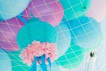 Birthday party ideas - The Girls
