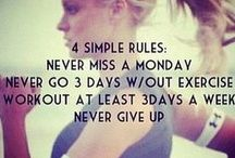 // Quotes // Fitness Motivation