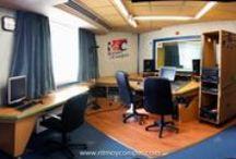 Estudio de Grabacion / Las instalaciones de nuestro estudio de grabacion