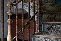 Stairs, escaleras