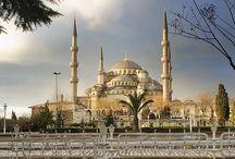 Iglesias, catedrales, mezquitas