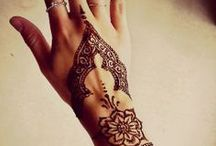 Henna Designs! / Henna by myself and others on Pinterest :)