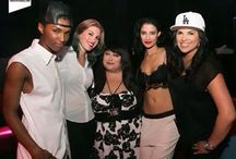 Miz Chris and the Performing Artists she has brought to the Bay (SF & Oakland)