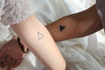 Skin Scribbles / Tattoos en dingen