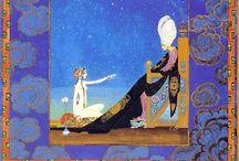 Las Mil y Una Noches / the arabian nights