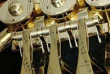 Brass Instruments / My love of Brass music.
