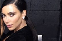 """Can I live?- Kim K. West / """"Her eyes were closed and I was feeling my look! Can I live?!?!""""-Kim Kardashian West on cropping North West out of her selfie   A board devoted to everything kardashian"""
