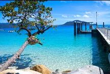 // Ridiculously Good-Looking Australian Islands / Lets face it, who doesn't dream of leaving it all behind on a tropical island?