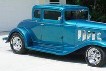Cars - Custom built / Boys and their much loved toys.