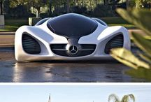 Concept Cars / Will we eventually see them!