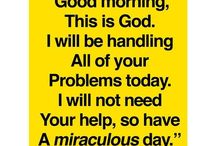 Inspirational thoughts. / Be encouraged, read the thoughts and the  prayers of Inspired leaders.