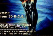 Bible Prophecy Verses, Data & Stuff.