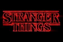 STRANGER THINGS / YOU MUST WATCH THIS SHOW!!! I highly recommend this show to ANYONE! It's one of the best shows I've ever seen! It is available on Netflix.