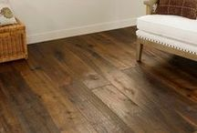 Vinyl Wood Plank Floor Collection / Introduce Wood Plank Vinyl Floor to your home. Such a great alternative for an active house hold!