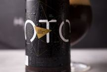 Isotope / Isotope - Collab brew packaging design. Collab between Atom and Doctor's Orders