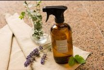 Essential Oil All Natural Cleaning Products / Essential oils and oil blends for a natural way to clean your home