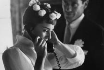 Audrey Hepburn / by Nahee Lee