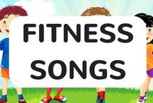 Kids Fitness & Health / Come and join us as we move, groove and get fit!