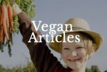 Vegan Articles / Here are some great #vegan articles.