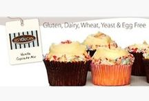 Wholesale Gluten Free Flour & Pre-Mixes / Springhill Farm and Yes You Can offer a range of wholesale gluten free flours and pre-mixes.  Bulk and retail bags on offer @goodfoodwarehouse