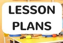 Music Lesson Plans / Here are some free music lesson plans for you to enjoy in the classroom or preschool! #musiceducation