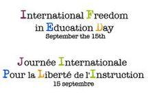 JIPLI / Journée Internationale Pour la Liberté de l'Instruction