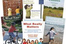 Ouvrages en langues étrangères / Bibliographie sur l'instruction à domicile, les apprentissages hors école