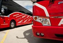 Annett Bus Lines / Annett Bus Lines is home of the largest PREVOST charter bus fleet in the Southeast
