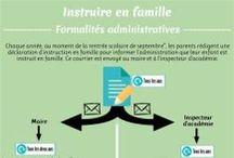 Législation encadrant l'IEF / Législation encadrant l'instruction en famille en France