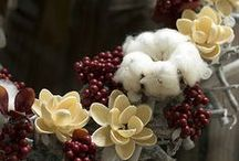 Vánoční věnce / Christmas wreath