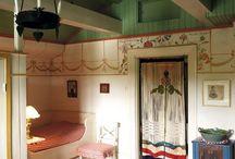 Rum och små hus / ...