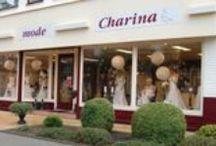 Bruidsmode Charina