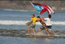Puerto Rico / De la tierra en que naci... a humble tribute to the island I was born. Puerto Rico. Yo seria borincano aunque naciera en La Luna. / by Sea Daisy