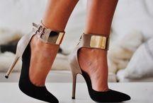 high heels....